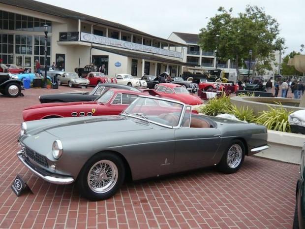 1960 Ferrari 250 GT Series II Cabriolet, Body by Pinin Farina