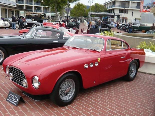 1953 Ferrari 212 Inter Coupe, Body by Vignale