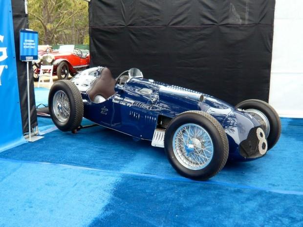 1949 Talbot-Lago T-26C Racing Monoplace