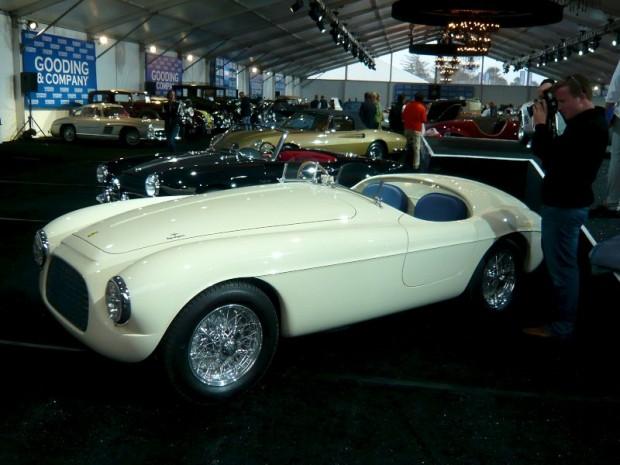 1950 Ferrari 166 Inter Barchetta