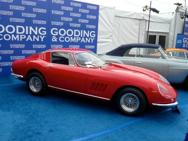 1966 Ferrari 275 GTB Berlinetta Alloy Long-Nose