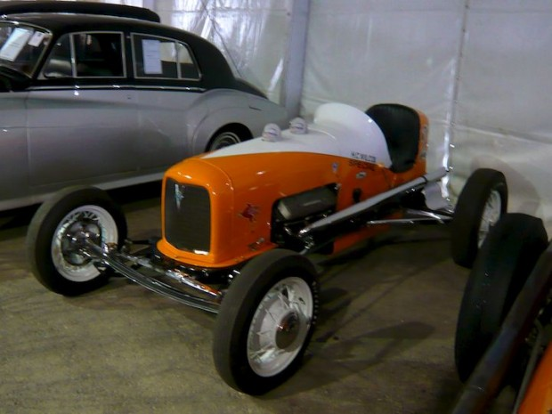 1939 Ford K-8 Wilcox Special Race Car