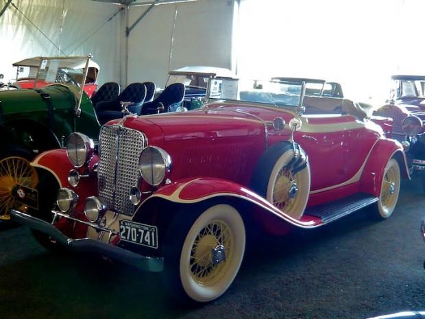 1933 Auburn 8-101A Convertible Cabriolet
