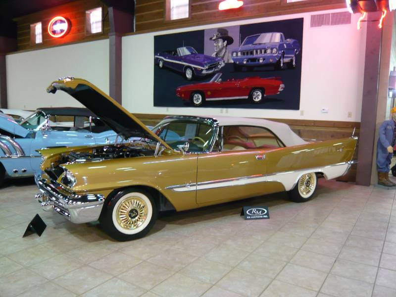 Milton Robson Collection Auction Report Rm Auctions