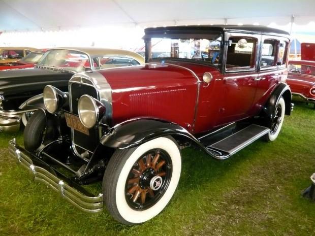 1929 Buick Model 47 4-Dr. Sedan