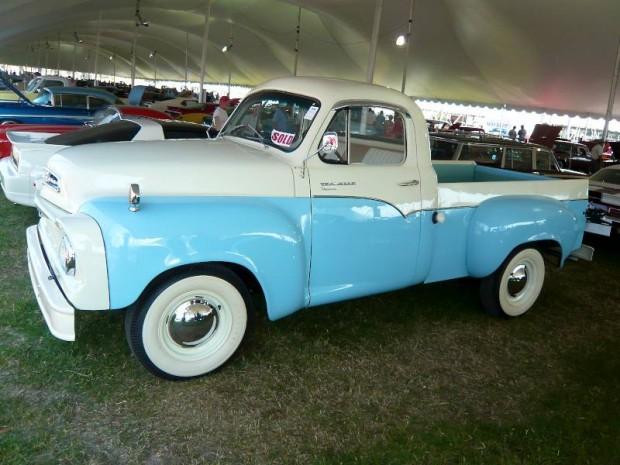 1958 Studebaker Transtar Pickup