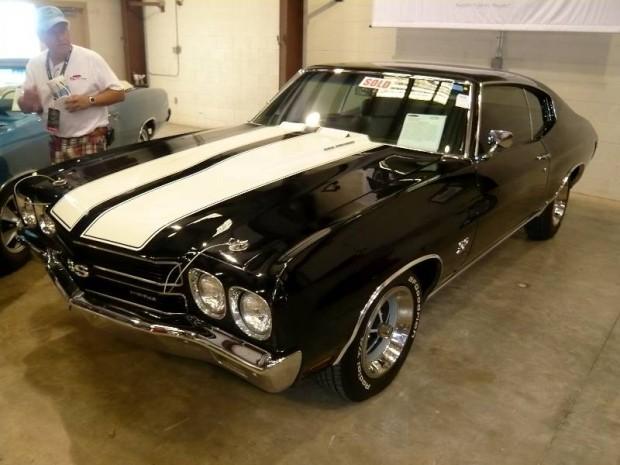 1970 Chevrolet Chevelle SS 2-Dr. Hardtop