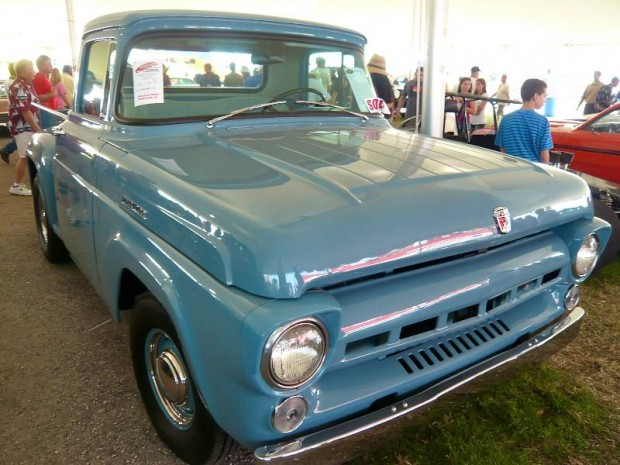 1957 Ford F-100 Pickup
