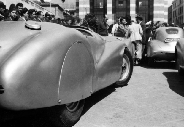 BMW 328 Mille Miglia 'Trouser-Crease' Roadster