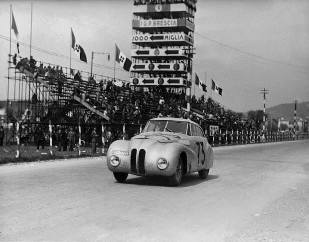 BMW 328 Mille Miglia Kamm Racing Saloon