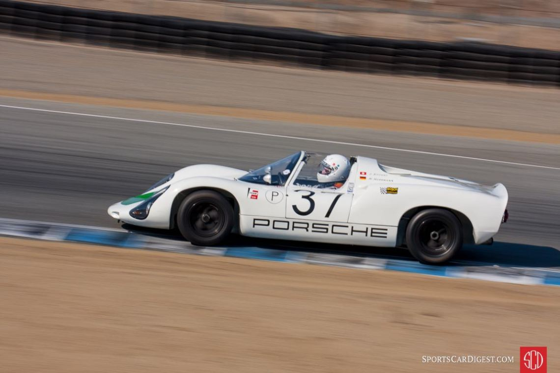 Reginald Howell - Porsche 910