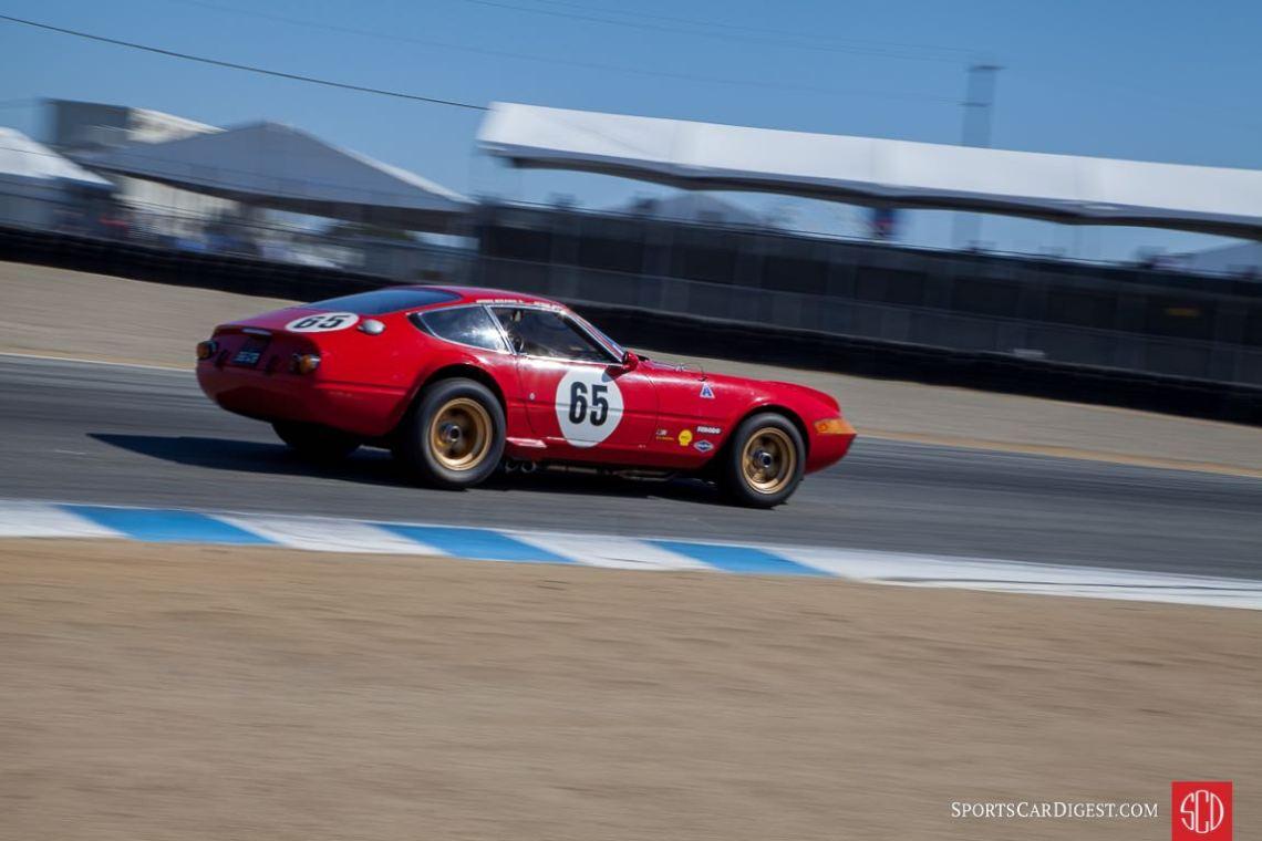 George Tuma - Ferrari 365 GTB/4 Daytona