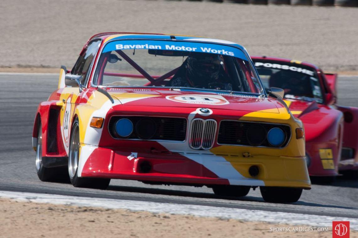 Dean DeSantis - BMW CSL