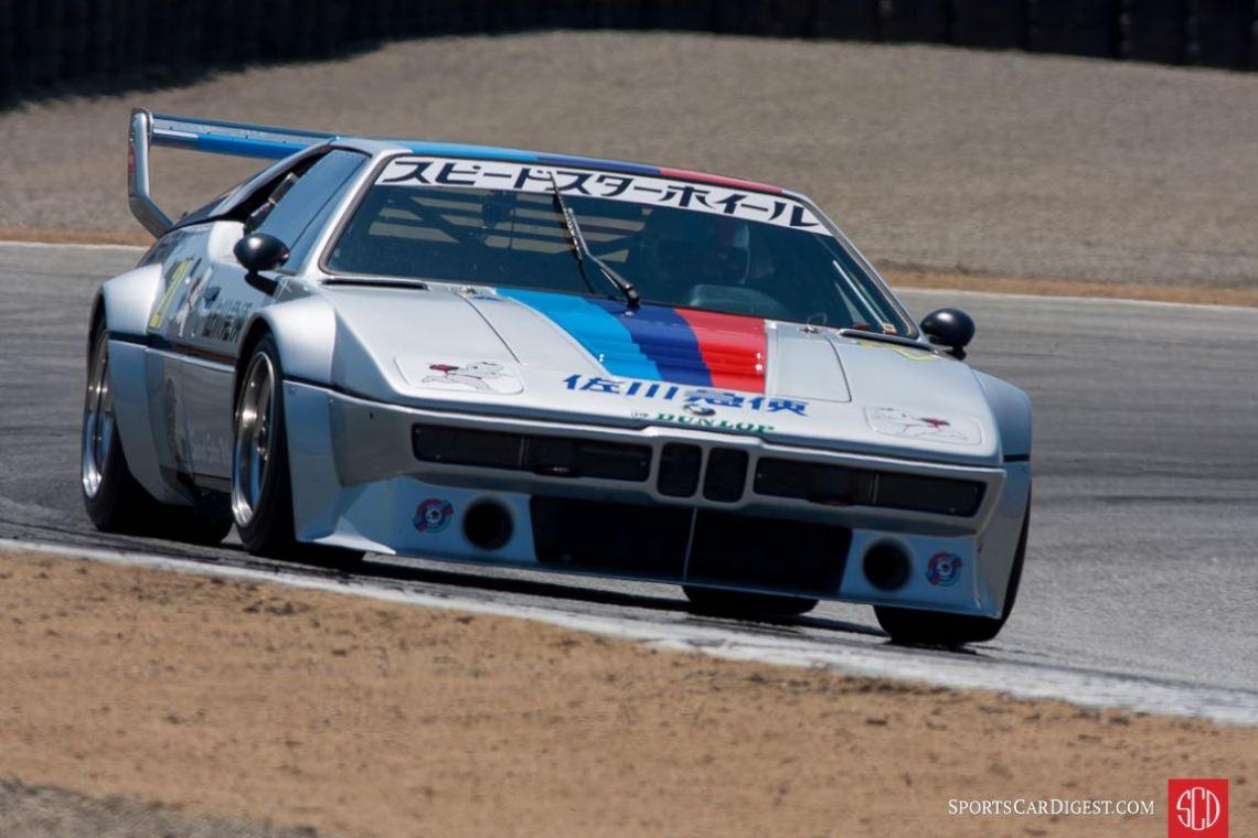 Chris Bowden - BMW M1 Procar