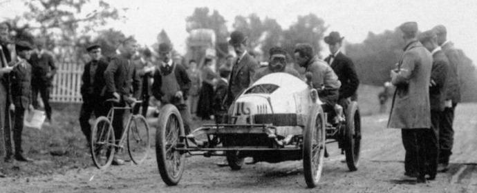 Packard Gray Wolf 1904 Vanderbilt Cup picture