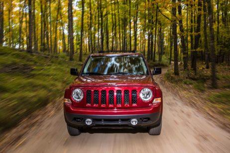 2013 Jeep Patriot Latitude 4X4