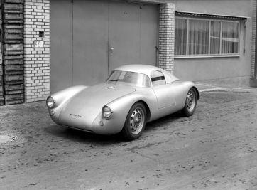 1953 Porsche 550 Coupe
