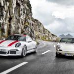 Stressing Simplicity – Porsche 911 R