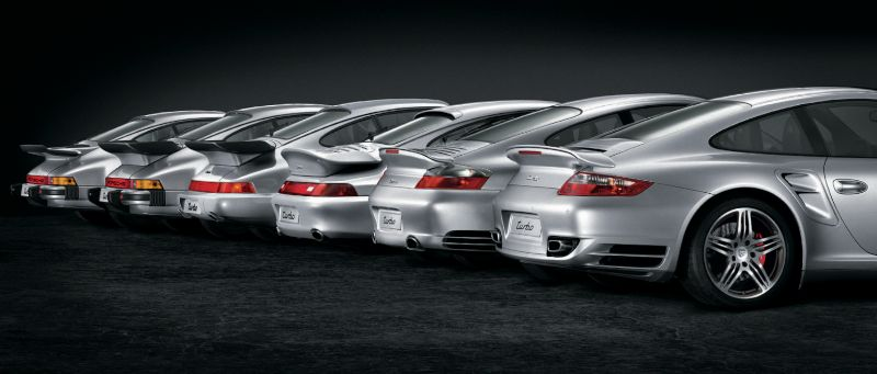Porsche 911 Turbo - Photos, History, Profile