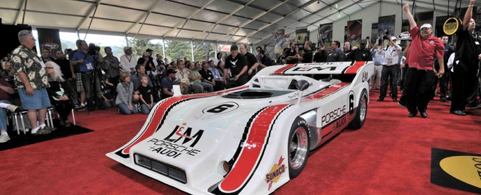 1972 Porsche 917-10 on the Mecum Monterey Auction Block
