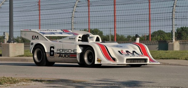 Porsche 917-10 offered at Mecum Monterey 2012