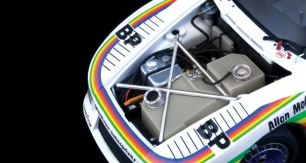 Porsche 935K3 Detail
