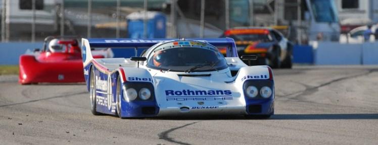 Rothmans Porsche 962