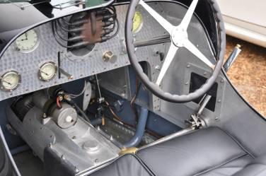 Pur Sang Bugatti Type 35B Interior