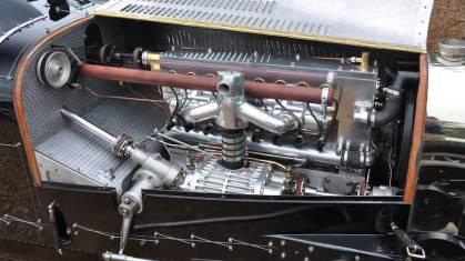 Pur Sang Bugatti Type 35B Engine