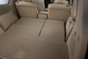 interior seats fold down