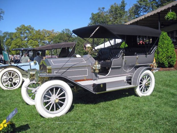 <strong>John W. Rich Collection, 1906 National Model E 7-Passenger Tourer</strong>