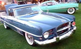 1957 Dual-Ghia (photo: Bob Golfen)