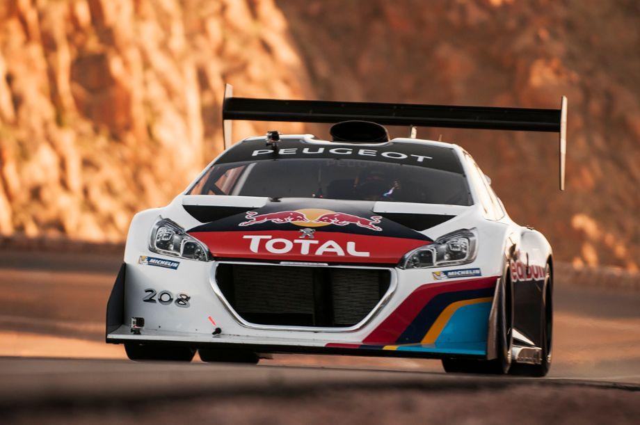 2013 Peugeot 208 T16 Pikes Peak - Sebastian Loeb