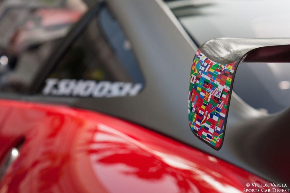 2012 Ferrari 599XX Evo
