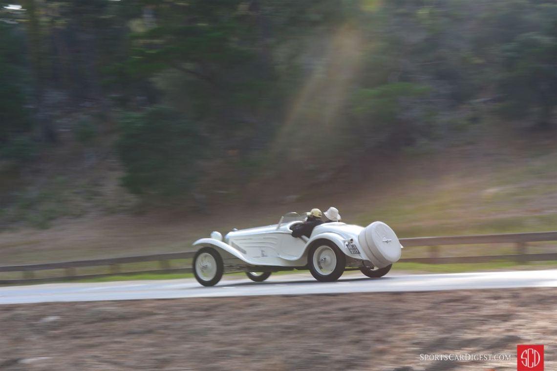 1931 Alfa Romeo 6C 1750 Gran Sport Touring Spider
