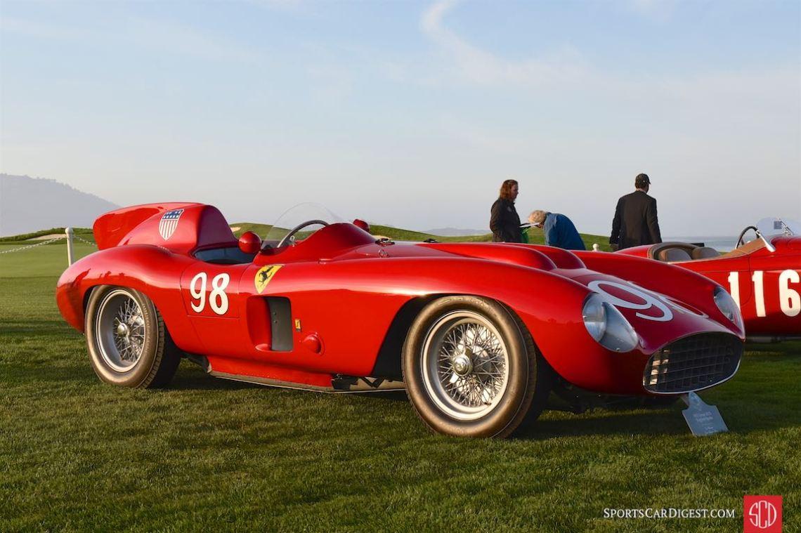 1955 Ferrari 857S Scaglietti Spider 0588M