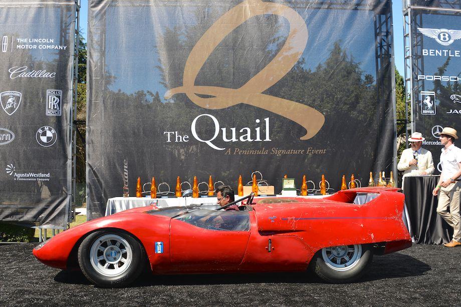 1965 De Tomaso Fantozzi Sport 5000