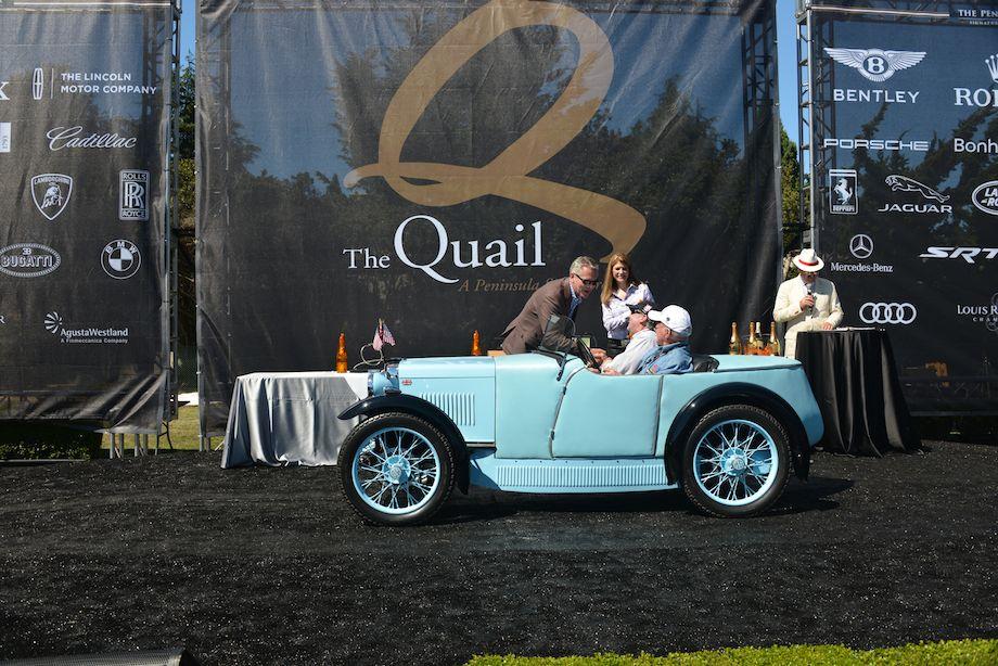 1929 MG M Type