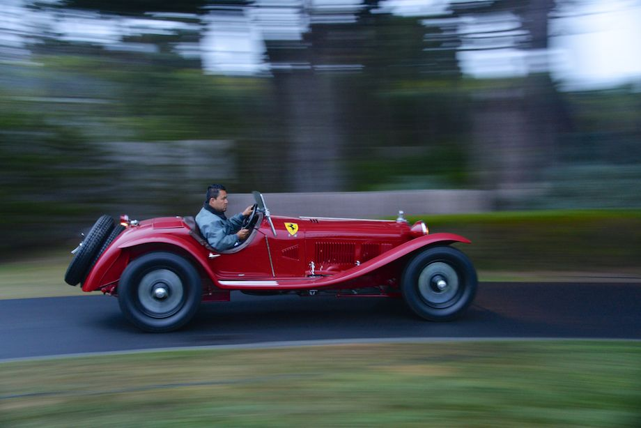 Pebble Beach Concours D Elegance 2013 Picture Gallery