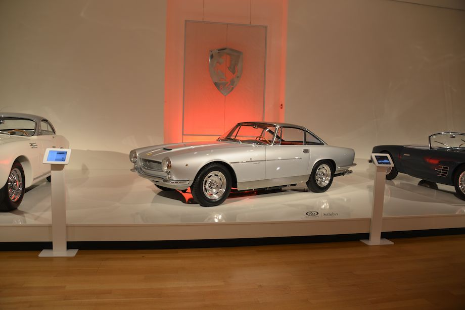 1959 Ferrari 250 GT SWB Competition Berlinetta Speciale by Bertone