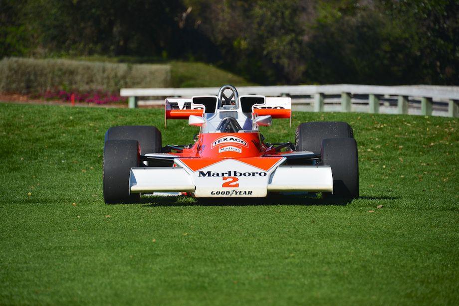 1976 McLaren M26 F1, ex-Jochen Mass
