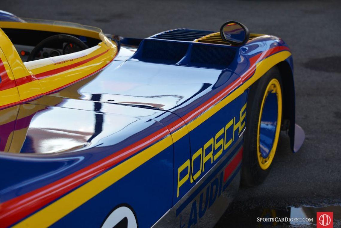 1973 Porsche 917/30 chassis 003