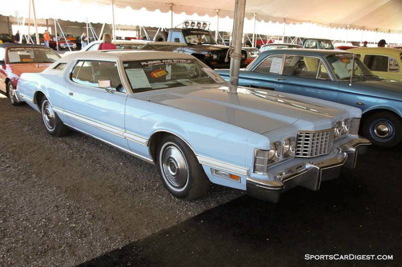 Russo and Steele Scottsdale 2015 - Auction Report
