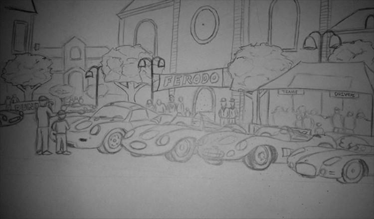Scrutineering sketch
