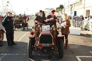 London to Brighton Veteran Car Run 2012