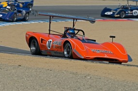 Can-Am Featured at Monterey Motorsports Reunion 2011