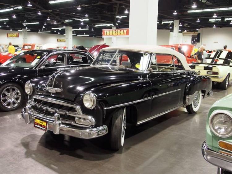 1952 Chevrolet Styleline Deluxe Convertible