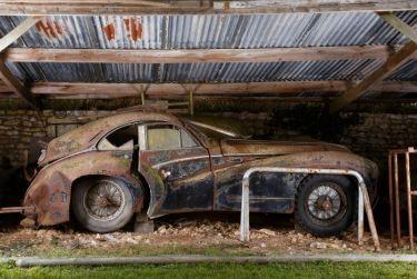 Talbot Lago T26 Grand Sport Coupe Saoutchik