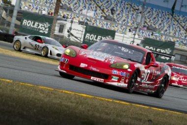 Team MBR, Corvette #7