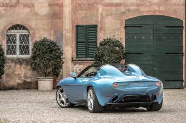 Touring Superleggera Disco Volante Spider